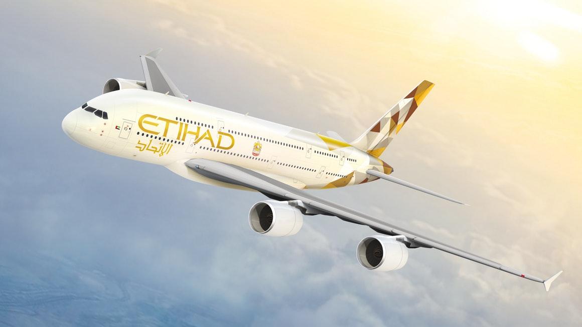 Nuevo avión para la ruta Barcelona – Abu Dhabi de Etihad Airways ...