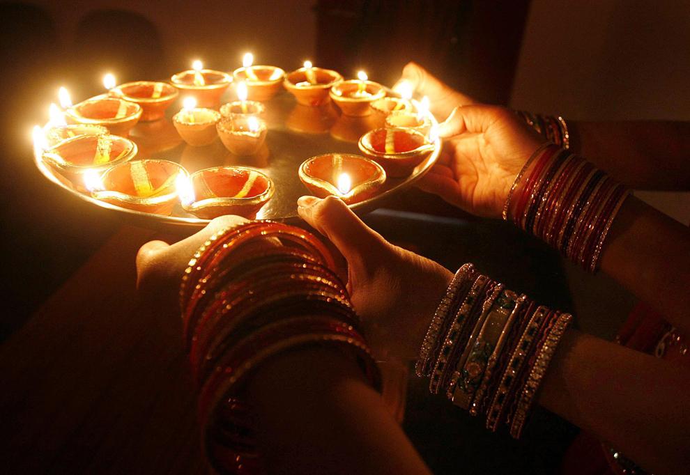diwali india